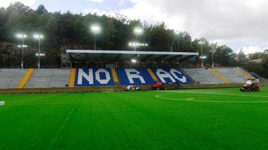 NORAC stadion tribune