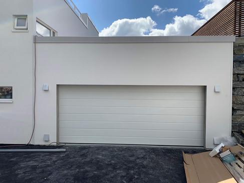 Bred Eurodoor H-line garasjeport
