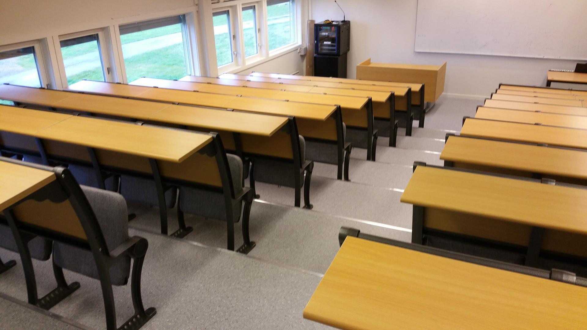 Bibelskolen Grimstad Auditorie 2