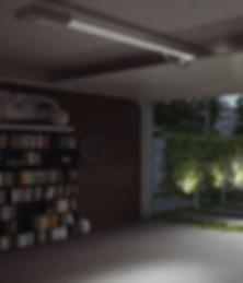 Halo Garasjeportåpner med led lys