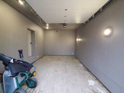 Fleksihus garasje