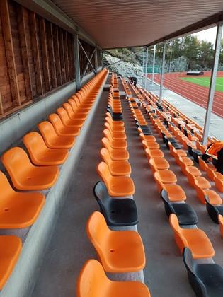 Stadiontribuner