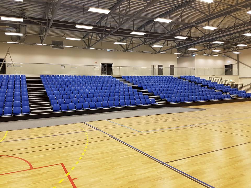 Framnes Arena Teleskoptribune