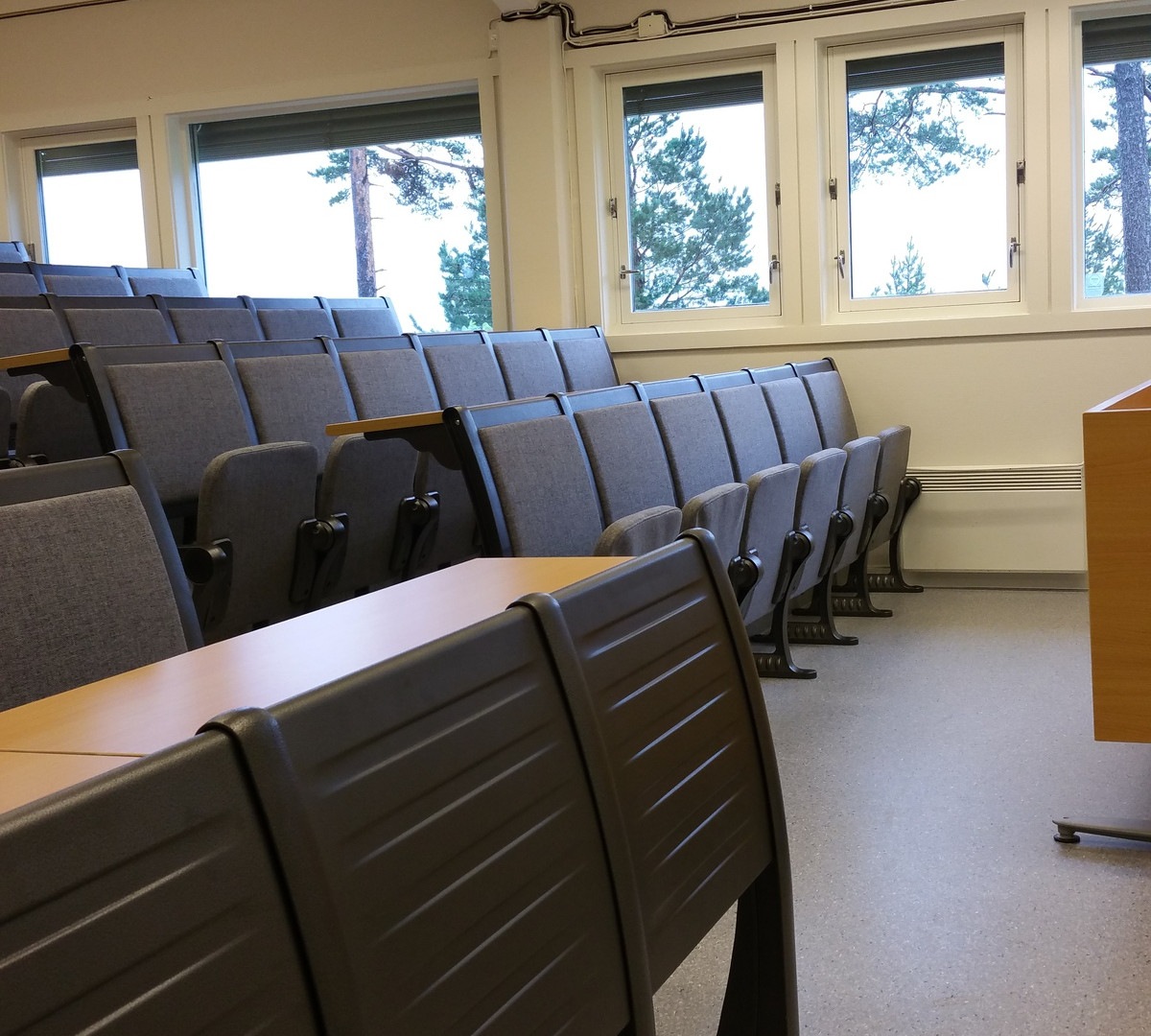 Bibelskolen Grimstad Auditorie 7