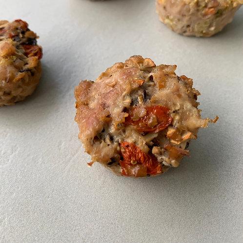 Goji Mushroom Meatballs (Frozen)