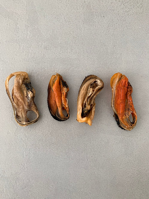 Mighty Mussels (50g)