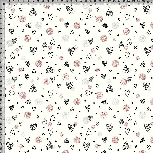 QEQFD - Heart Dots