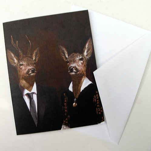 Uncle Buck & Aunt Doe - Note Cards (3)