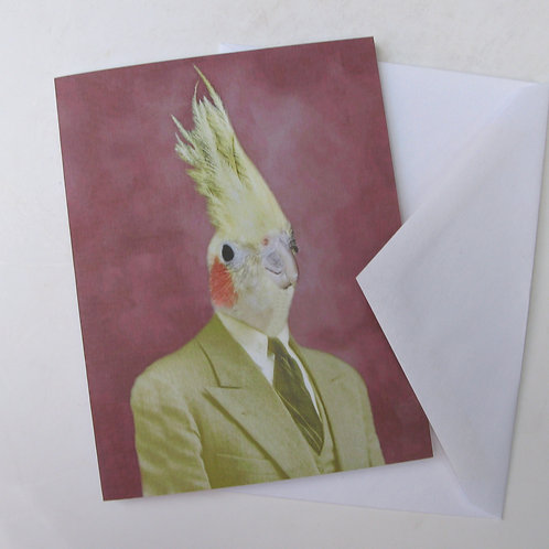 Mr. Gary Tiel - Note Cards (3)