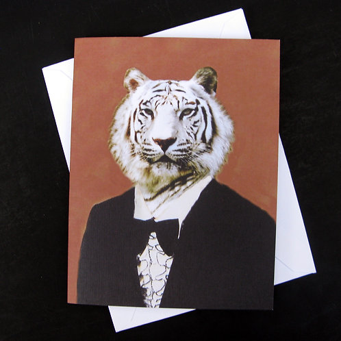 Timeless Tiger - Note Cards (3)