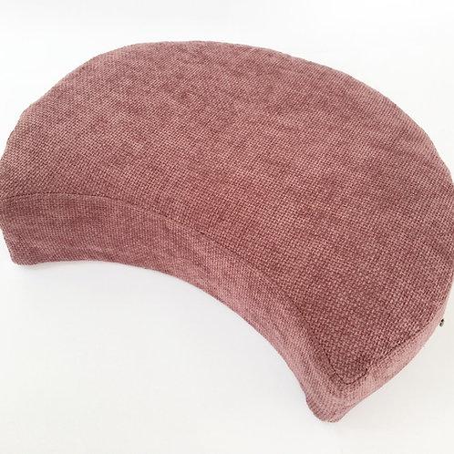 Crescent Cushion Purple (11cm high)
