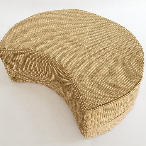 Crescent Cushion Gold (16cm high)