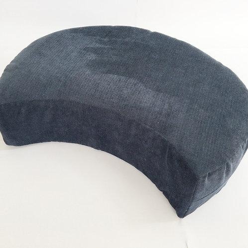 Crescent Cushion Blue (11cm high)