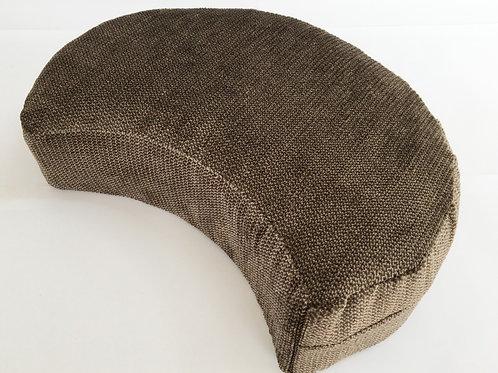 Crescent Cushion Copper/Black (11cm high)