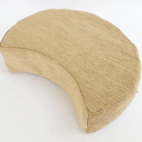Crescent Cushion Gold (11cm high)