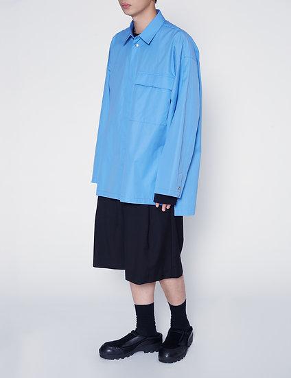 Blue Thomas Mason Lab Shirt