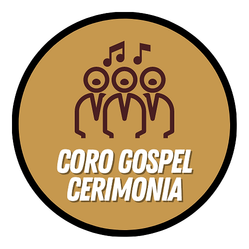 Coro Gospel - Cerimonia