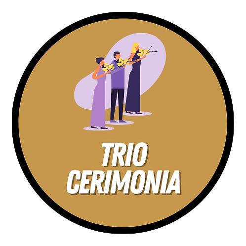 Trio - Cerimonia