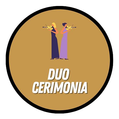 Duo - Cerimonia