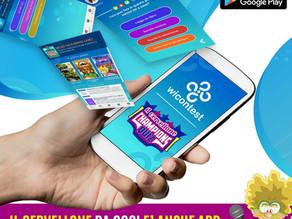 Arriva l'app WiContest per giocare anche da casa