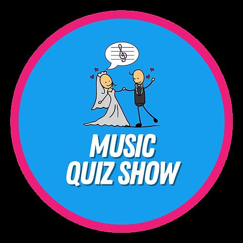 Music Quiz Show