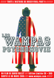 LES WAMPAS Psychomovie