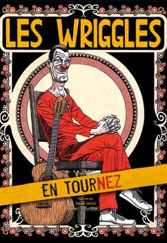 LES WRIGGLES EN TOURNEZ