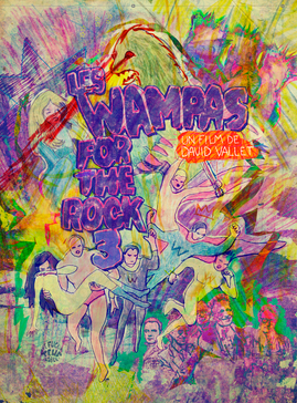 LES WAMPAS FOR THE ROCK 3