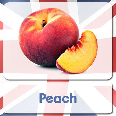 Peach E-Liquid 10ml