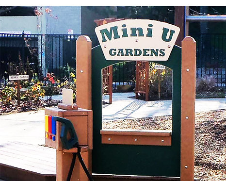 Mini U Garden Panel