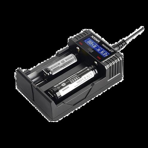 XTAR Rocket SV2 Charger (inc plug & car adaptor)