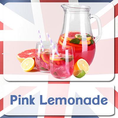 Pink Lemonade E-Liquid 10ml