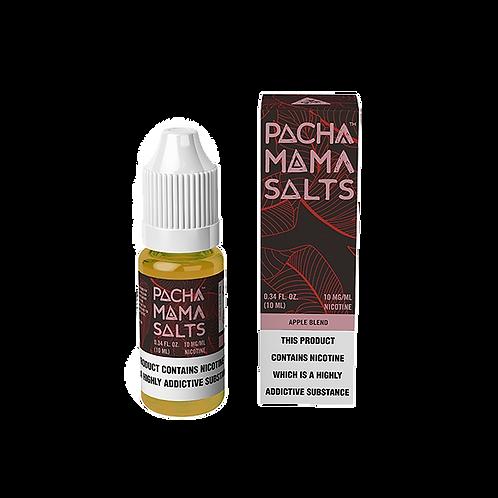 Pachamama Salts 10ml - Apple Tobacco