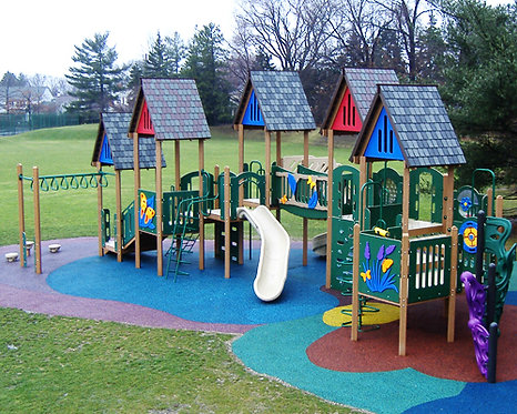 School-Age Play Structure #15