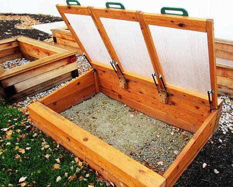 Cedar Garden Box w/o Base