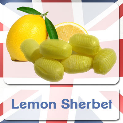Lemon Sherbet E-Liquid 10ml