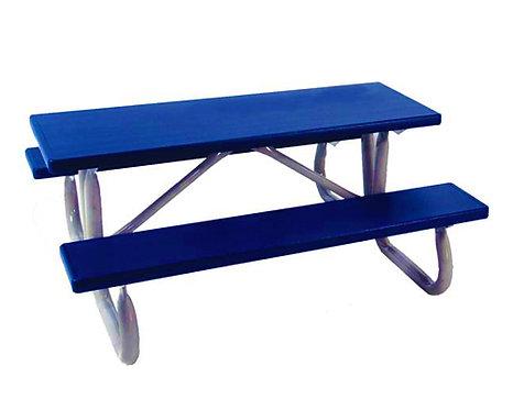 Aluminum Kid's Picnic Table