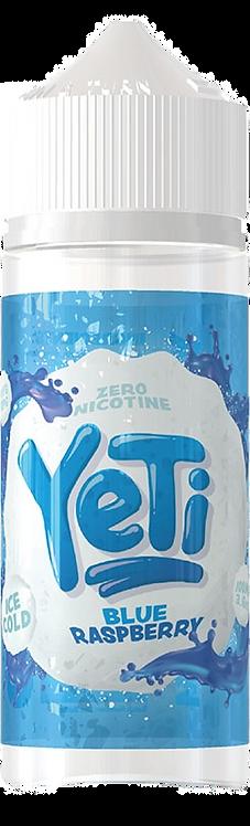 Yeti 100ml Shortfill - Blue Raspberry