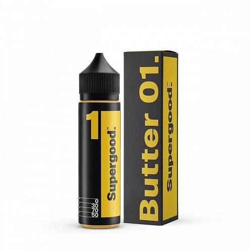 Supergood Butter 01 50ml Shortfill