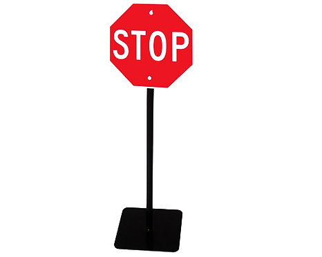 Portable Traffic Sign Stand