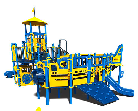 Aviation Theme Play Structure