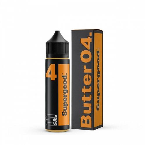 Supergood Butter 04 50ml Shortfill