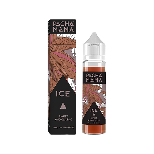 Pacha Mama 50ml Shortfill - Sweet & Classic Ice