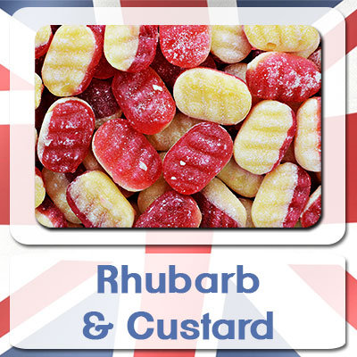 Rhubarb & Custard E-Liquid 10ml