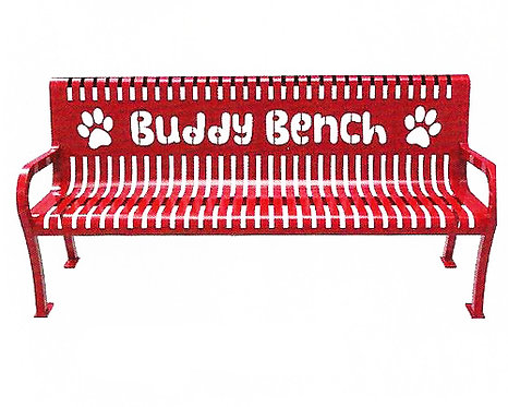 Lexington Buddy Bench