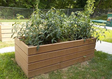 Composite Raised Garden Box w/o Base