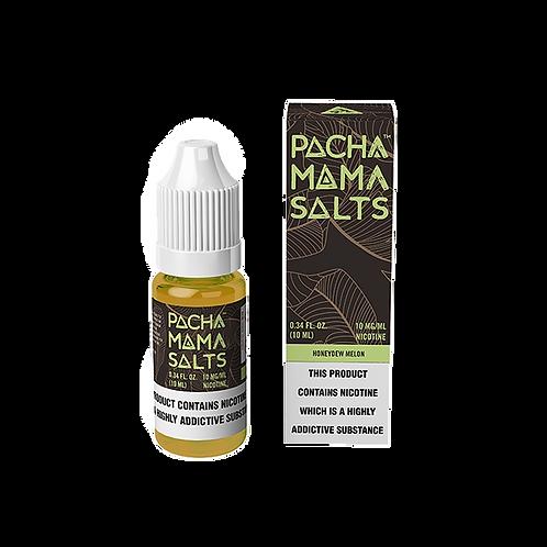 Pachamama Salts 10ml - Honeydew Melon
