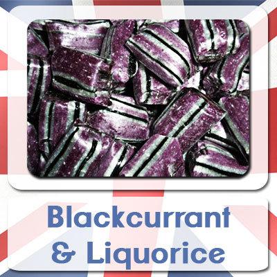 Blackcurrant & Liquorice E-Liquid 10ml