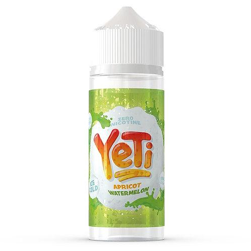 Yeti 100ml Shortfill - Apricot Watermelon