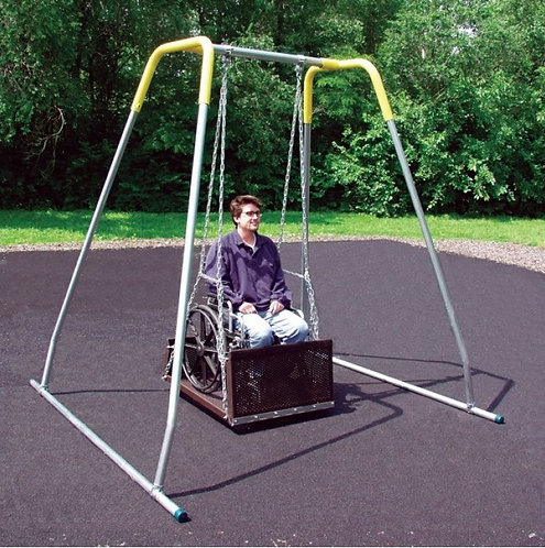 8' Bipod Wheelchair Swing
